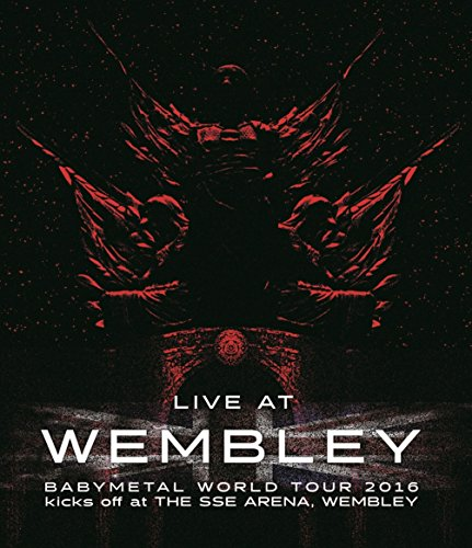 BABYMETAL - LIVE AT WEMBLEY ARENA: WORLD TOUR 2016 (1 Blu-ray)