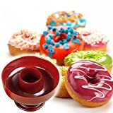 PRIMI Donut Maker Cutter Form Fondant Kuchen Brot Desserts Bakery Form Werkzeug DIY