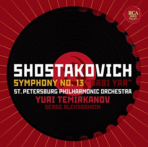 CHOSTAKOVITCH - Symphonie n°13 - Babi Yar