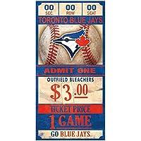 WinCraft Toronto Blue Jays MLB Ticket Schild