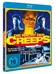Die Nacht der Creeps - Director's Cut [Blu-ray]
