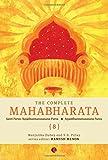 The Complete Mahabharata - Santi Parva: Rajadharmanusasana Parva/Apaddharmanusasana Parva - Vol. 8