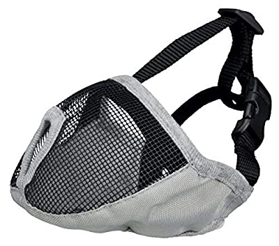 Trixie Muzzle for short-nosed breeds, polyester from Trixie
