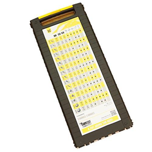19x sabrecut BB _ sck19Mix Klingen Case Set für Fein Supercut und Festool VECTURO Multitool Multi Tool Zubehör