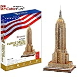 CubicFun Empire State Building New York USA 3D Puzzle