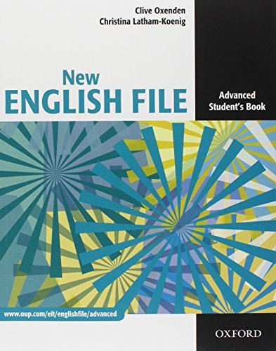 New English file. Advanced. Student's book-Workbook. Con espansione online. Per le Scuole superiori. Con Multi-ROM