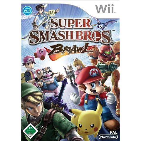 Super Smash Bros.: Brawl [Importación alemana]