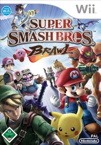 Super Smash Bros.: Brawl (Wii Brawl Smash Super Bros)