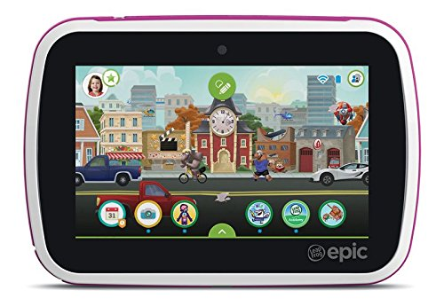 LeapFrog 602253 Electronic Tablette, Rose