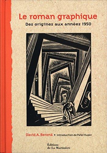 Le roman graphique : Des origines aux années 1950