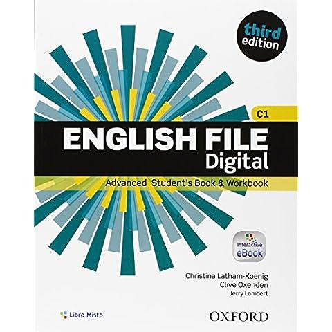 English file digital. Advance. Student's book. Con e-book. Con espansione online. Per le Scuole superiori