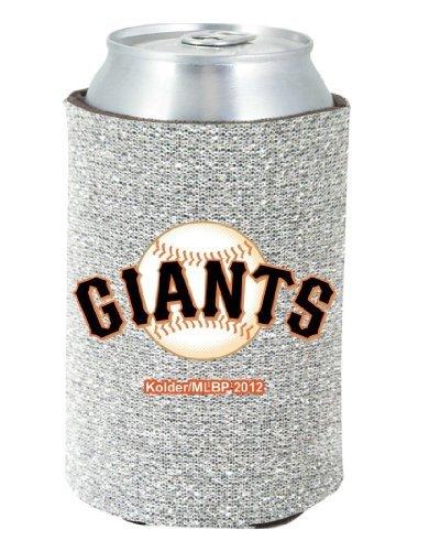 San Francisco Giants Glitter Kolder Kaddy Can Holder (Mardi Gras Sonnenbrille)