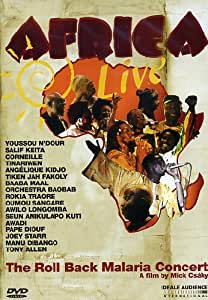 Various Artists - Africa Live: The Roll Back Malaria Concert (NTSC)