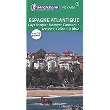 Guide Vert Espagne Atlantique Michelin