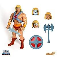 SUPER7 Club Grayskull Ultimates He-Man Figure 18 cm Masters of the Universe