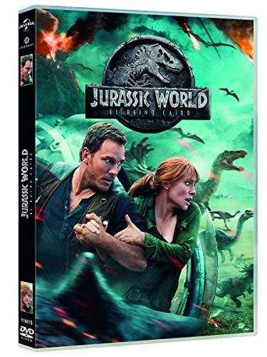 Jurassic World 2 The Fallen Kingdom [DVD]