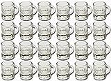 24 x Pinneken Schnapsgläser Schnapsglas Glas 2 cl Trinkglas Schnapskrug Humpen