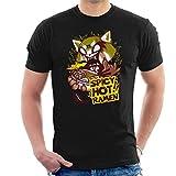 Cloud City 7 Aggretsuko Spicy Comfort Food Men's T-Shirt