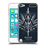 Head Case Designs Offizielle Assassin's Creed Waffen Verband Logo Kunst Soft Gel Huelle kompatibel mit Apple iPod Touch 5G 5th Gen