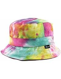 Agora Tie Dye Bucket Hat Chapeau