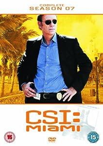 C.S.I. - Crime Scene Investigation - Miami - Season 7 - Complete [DVD]