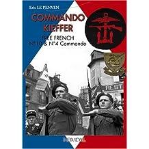 Commando Kieffer : Free French n° 10 & n° 4 commando