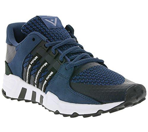 adidas Originals White Mountaineering Equipment Running Schuhe Sneaker Turnschuhe Blau S80522, Größenauswahl:38 2/3