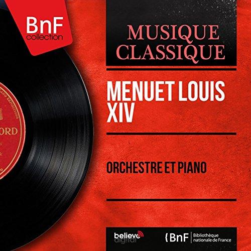 Digital Booklet: Menuet Louis XIV (Mono Version)