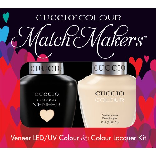 Cuccio Gel Duo Vernis à Ongles So So Sofia