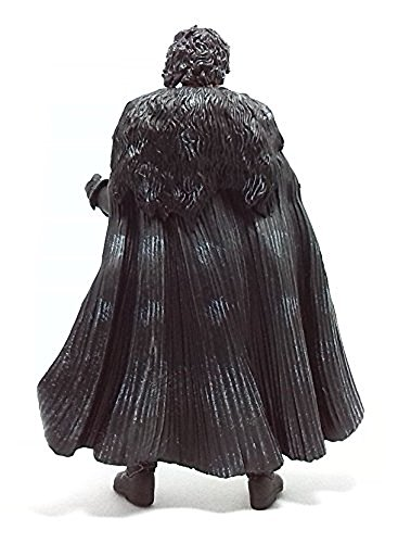 Funko 3908 Game of Thrones Toy - Jon Snow Deluxe Collectable Action Figure - Knights Watch 6