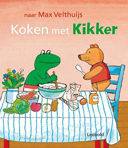 Koken met Kikker por Max Velthuijs