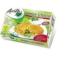 Avita - Gemüse-Schnitzel Vegetarisch Vegan TK - 4St/300g