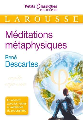 Méditations Métaphysiques por Rene Descartes