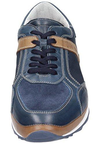 Galizio TOR Resi Homme à lacets Bleu - Bleu