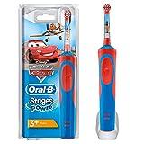Oral-B Stages Power Spazzolino Elettrico Ricaricabile per Bambini con Personaggi Disney di Cars E...