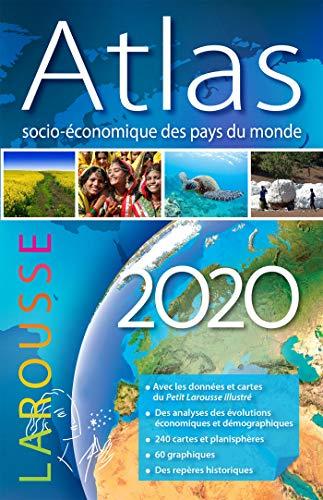 Atlas socio-économique des pays du monde 2020 par Simon Parlier