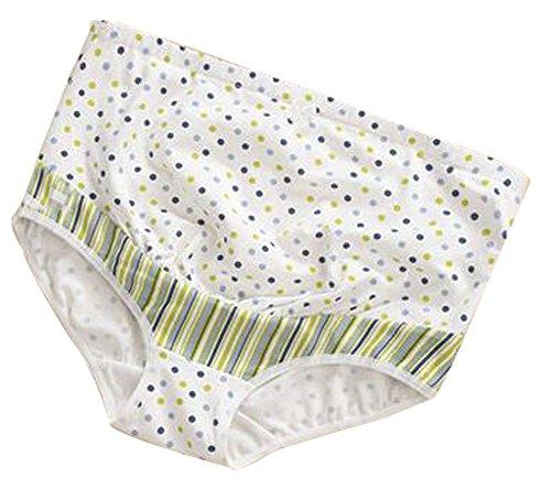 La ropa ajustable para mujeres embarazadas ropa interior de los pantalones de cintura alta