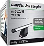 Rameder Pack Barres de Toit Tema pour Suzuki Swift IV (118769-08994-10-FR)