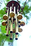 #6: Generic Paradigm Big Wind Chimes For Home Positive Energy For Balcony Bedroom With Good Sound (Twin Extra-Long, 34)