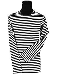 hot sale online 5ce2e 83710 Suchergebnis auf Amazon.de für: Ringelshirt, schwarz-weiß ...