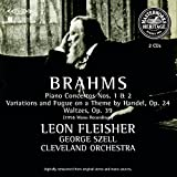 Brahms Piano Concertos No.s 1 & 2