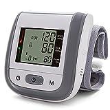 CFZHANG BlutdruckmessgeräT Digitales Oberarm BluetoothfäHig Mit Diagnose App Und Ruheindikator Bluetooth Blutdruck- Und PulsmessgeräT Mit Kostenloser , grey