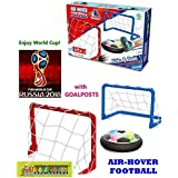 Magic Hover Football Toy Indoor Play Game - With 2 Goal Posts - Best Toy For Kids (Magic Hover Football Toy Indoor Play Game - With 2 Goal Posts - Best Toy For Kids)