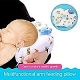 Baby Reisen Stillkissen Armkissen Krankenpflege Kissen Baumwolle Fütterung Stillen Kissen Babyshower Geschenk