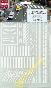 Busch - Carretera para modelismo ferroviario H0 (BUE7196)