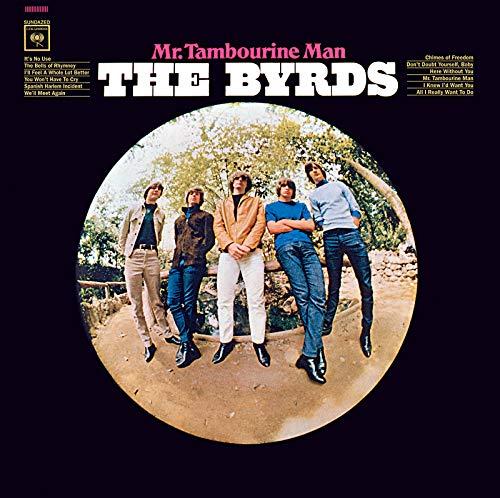 Mr. Tambourine Man (Red Vinyl) [Vinyl LP]