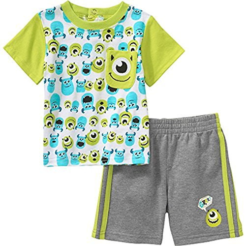 Disney Monsters Inc. Sully & Mike Baby Boys -