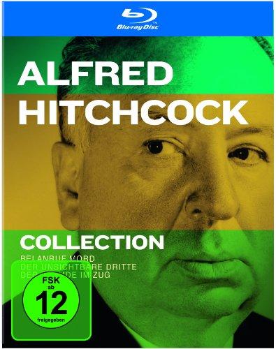 Bild von Alfred Hitchcock Collection: inkl. 3D-Fassung von 'Bei Anruf Mord' (Exklusiv bei Amazon.de) [3D Blu-ray]