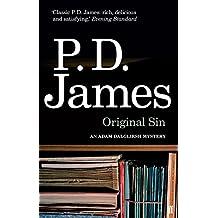 Original Sin (Inspector Adam Dalgliesh Mystery) by P. D. James (5-Aug-2010) Paperback