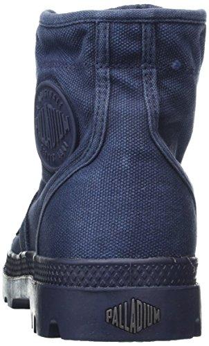 Palladium PALLABROUSE BLACK M 02477-072-M, Sneaker Haute homme Bleu (Blue)